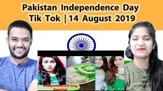 Indian Reaction on Pakistan Independence Day Tik Tok | 14 August 2019 | Swaggy d Video