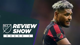 Toronto FC End Josef Martinez's Dreams of MLS Cup Repeat   Playoff Review & Highlights