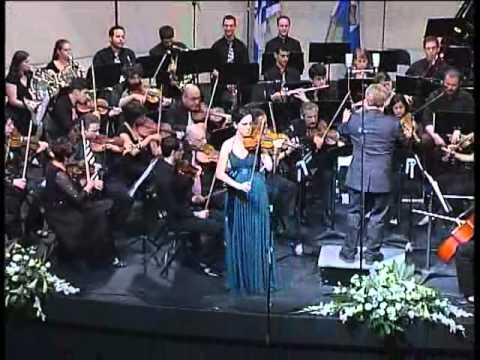 Brahms Violin Concerto in D 1st Movement Part 1