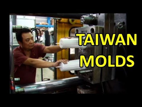 Taiwan tooling maker 36;Plastic injection manufacturer;Auto parts mold