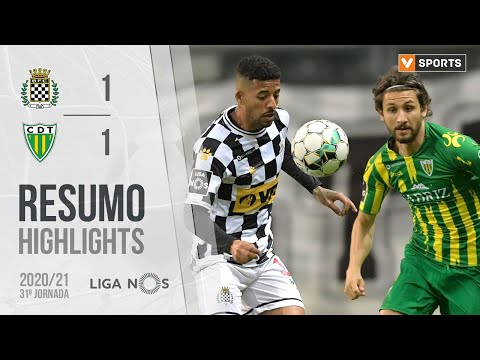 Boavista Tondela Goals And Highlights