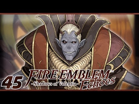 Duma Tower! Pt 1 | Let's Play Fire Emblem Echoes: Shadows of Valentia Part 45 w/ ShadyPenguinn