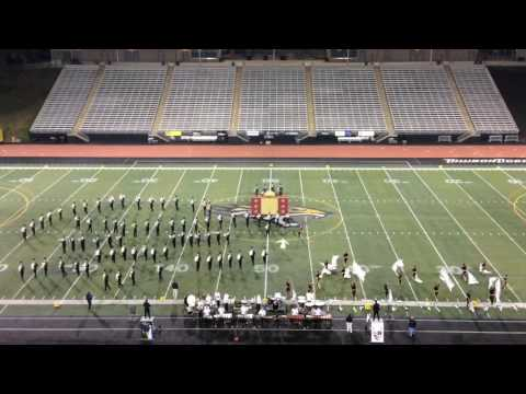 Linganore High School Marching Band  US Bands Competition