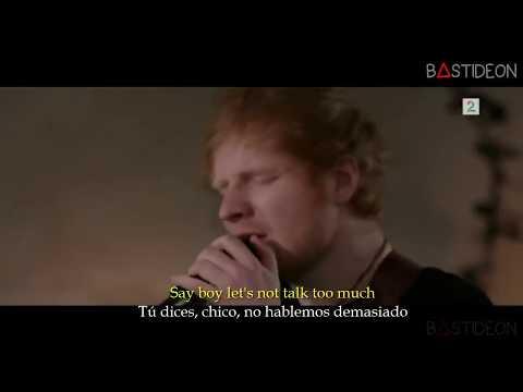 Ed Sheeran - Shape Of You (Sub Español + Lyrics)