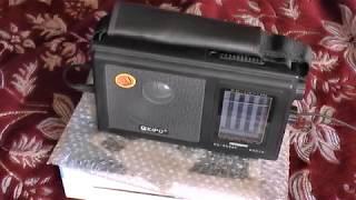 Kipo KB 906AC - обзор радиоприемника
