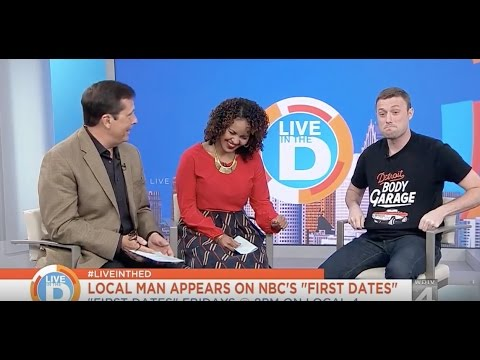 Live in the D: Sam Healy 'First Dates'