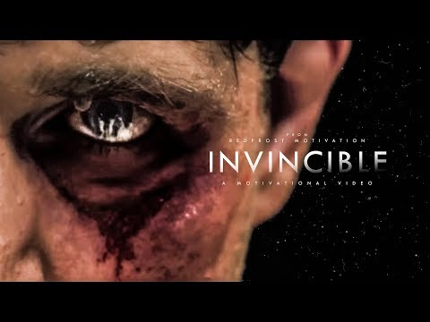 Invincible – Motivational Video | A Life Changing Speech