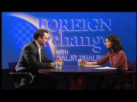 Karim Chrobog on Foreign Exchange with Daljit Dhaliwal