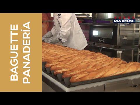 Baguette    Prueba de Panadería