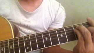 Cứ thế mong chờ - st: Nguyễn Đình Vũ - cover guitar by Tvpro