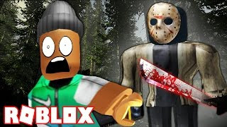 FRIDAY THE 13TH IN ROBLOX
