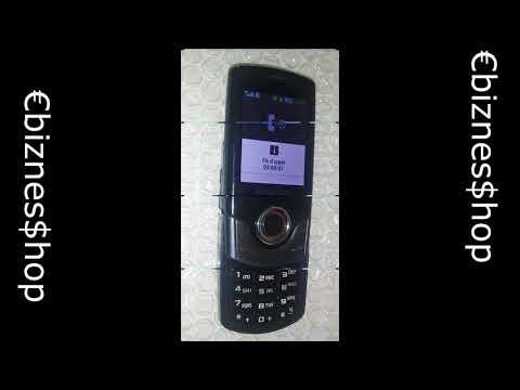 Téléphone mobile Samsung GT-S3100