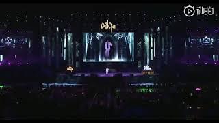 181129 2018 Asia Music Festival - Jin Longguo / Kim Yongguk (김용국) Friday n Night Chinese ver