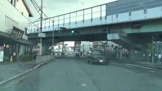 池田 国道176号線~ 箕面 国道171号線 近道経路2019年01月20日16時