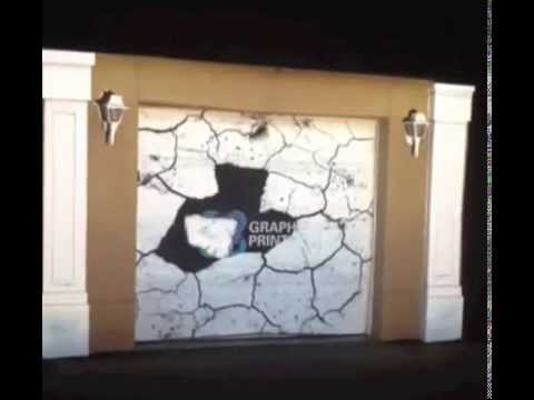 Projection Mapping - Demo - Graphic Printing (Puerto Rico)