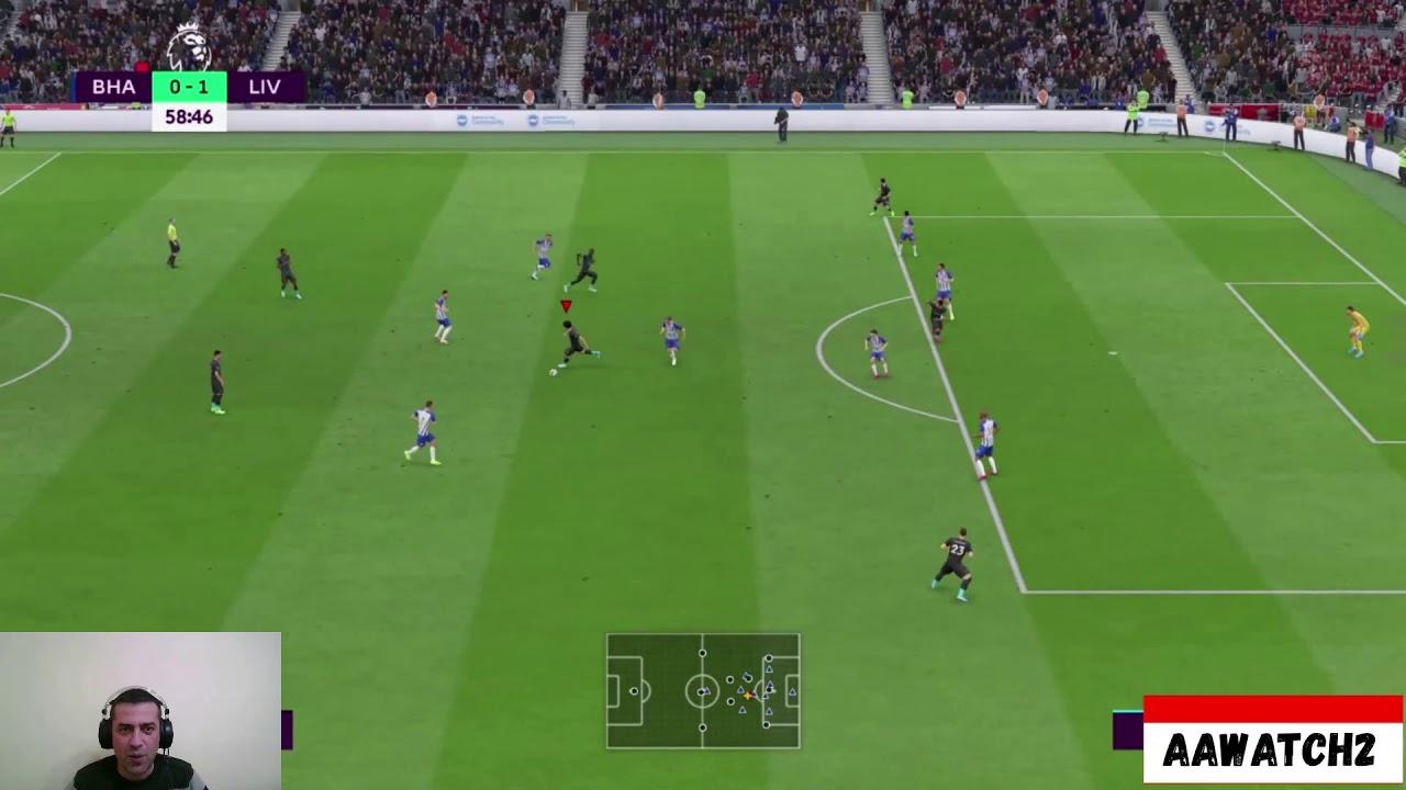 34 Brighton vs Liverpool All Goals 18 04 2020 Premiere ...