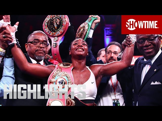 Shields vs. Hammer: Highlights   SHOWTIME Boxing: Special Edition