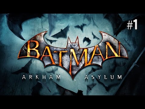 Twitch Livestream | Batman Arkham Asylum Part 1