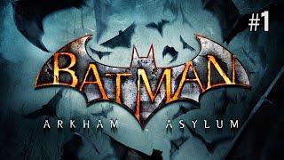 Twitch Livestream | Batman Arkham Asylum Part 1