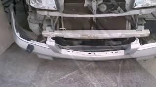 видео о бамперах на т31