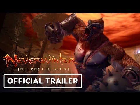 Neverwinter: Infernal Descent - Official Trailer (4K)
