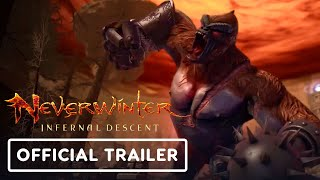 Neverwinter: Infernal Descent - Official Trailer (4K)