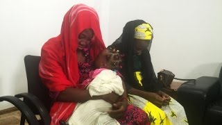 Escaped Chibok girl tells her story