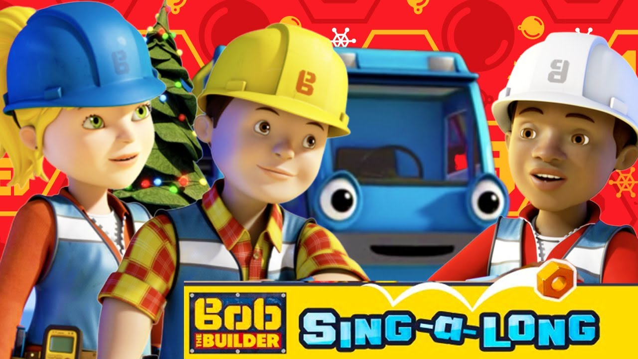 Bob The Builder Theme Song And More Songs Bob The Builder Can We Fix It Youtube