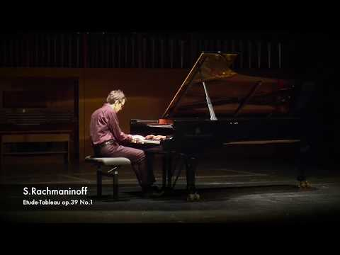 S.Rachmaninoff Etude-tableau op.39 no.1 (Igor Gryshyn)