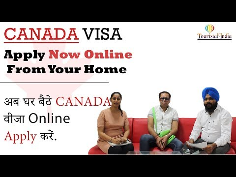 Easy  to Apply for Canada Tourist Visa Online From Your Home | Contact us 70229-70229