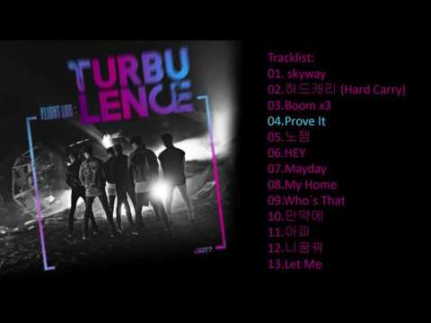 [Full Album] GOT7 – FLIGHT LOG ׃ TURBULENCE  Album