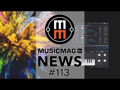 MUSICMAG TV NEWS #113: OP-1 в