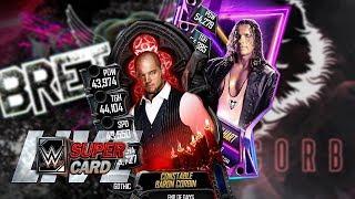 WWE SUPERCARD : OBJECTIF, NEON ++ !