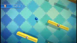 Wii Play: Motion - Teeter Targets Endless Mode (Upward Stage)