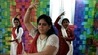 PREM RATAN DHAN PAYO Title DANCE CHOREOGRAPHY BY KRISHNA MURTI SRIVASTVA LADIES BATCH