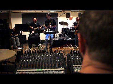 PTC Video Production Live Audio Recording