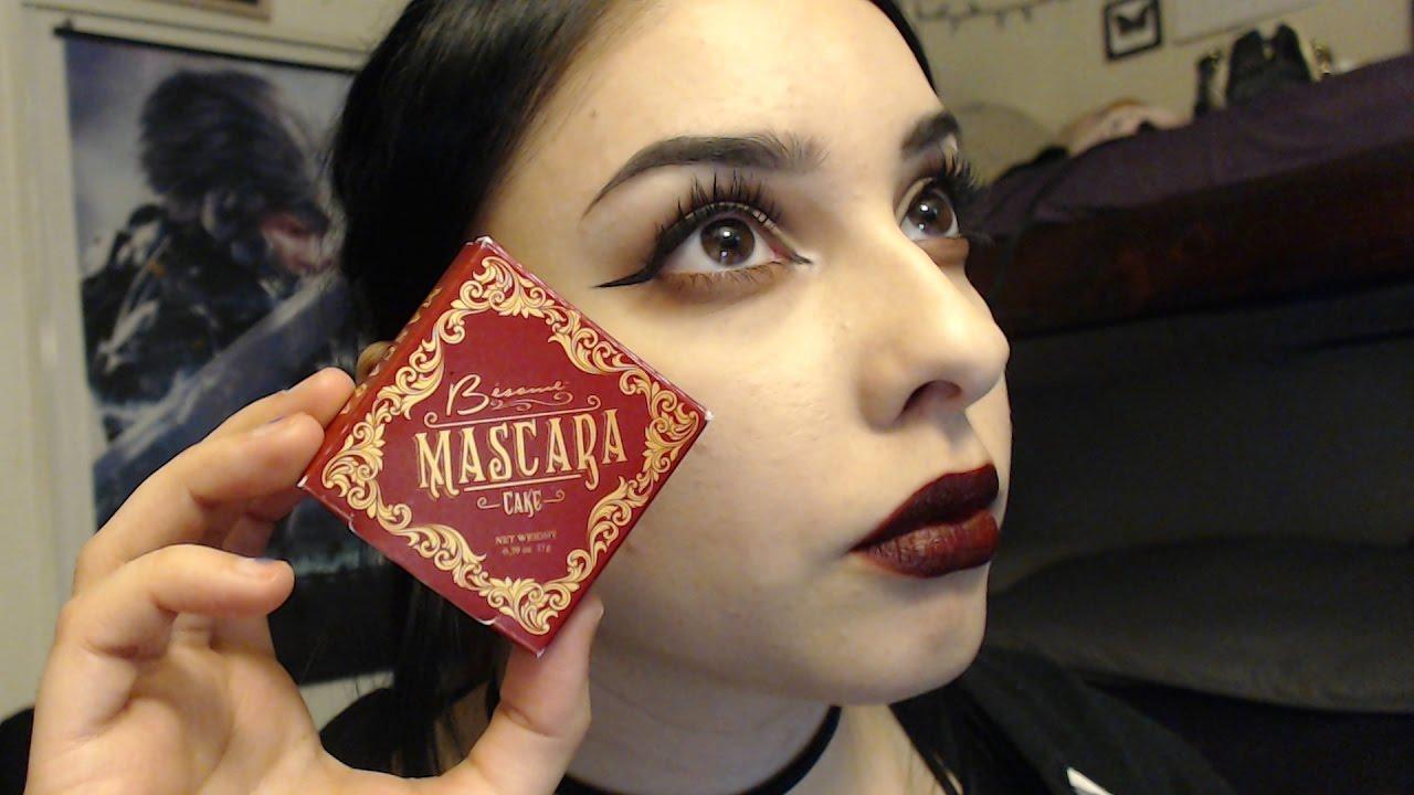 bccd28b6573 My Opinion Besame Cosmetics Cake Mascara You