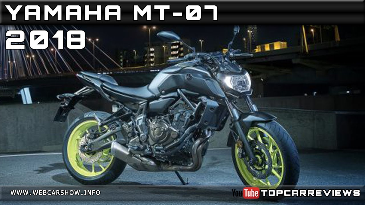 2018 yamaha mt 07 review rendered price specs release date. Black Bedroom Furniture Sets. Home Design Ideas