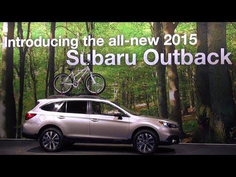Outback: 2014 New York International Auto Show