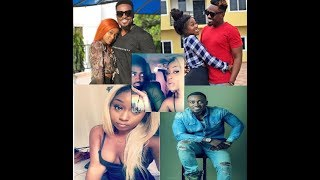 LOVE IN THE AIR..EFIA ODO AND TOOSWEET ANNAN?