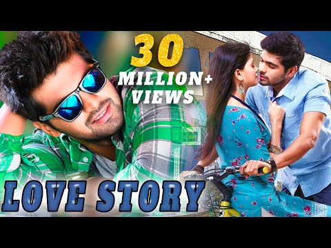 New Released Full Hindi Dubbed Movie | FIRST LOVE (4K) | South Indian Movie In Hindi