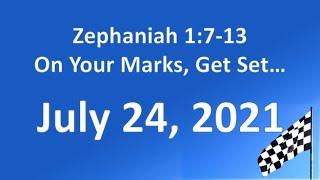 7/25/21 Pastor Sparky
