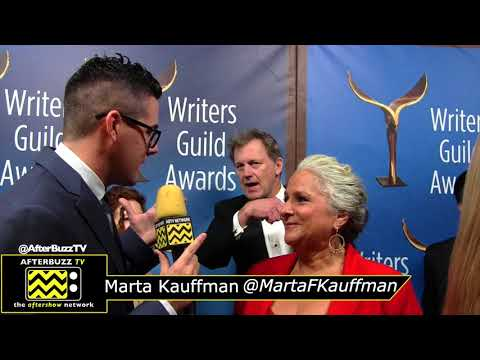 Marta Kauffman On Friends: