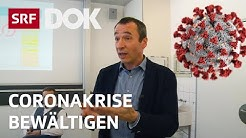 Unterwegs mit Krisenchef Martin Bühler – Graubünden kämpft gegen die Pandemie | Reportage | SRF DOK