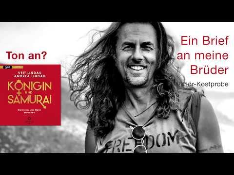 Königin und Samurai YouTube Hörbuch Trailer auf Deutsch
