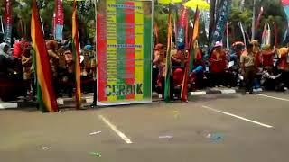 Juara 1 Parade Nusantara di Jambore PKK Tk. Nasional di Ancol Video