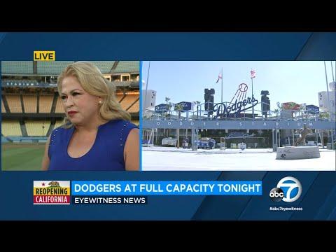 Dodgers celebrate L.A.