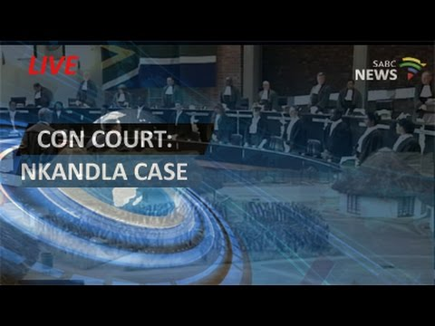Constitutional Court hearings into the powers of the Public Protector 2