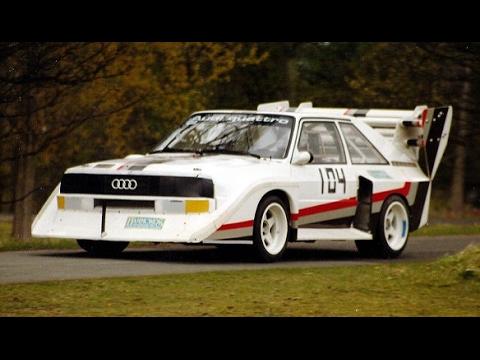 Audi Sport Quattro S1 E2 // Pure Turbo Sound