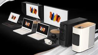 تعرّف على سلسلة Acer Concept D: للمحترفين والمصممين!